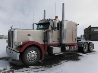2012 Peterbilt 389 T/A Truck Tractor