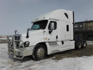 2018 Freightliner Cascadia T/A Truck Tractor