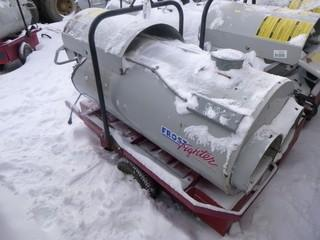 Frost Fighter Oil/Diesel Fired Heater. Unit 6109