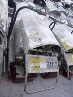 Frost Fighter Oil/Diesel Fired Heater. Unit 6103
