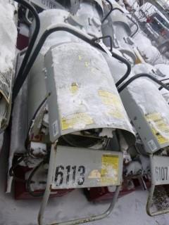 Frost Fighter Oil/Diesel Fired Heater. Unit 6113