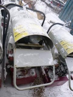 Frost Fighter Oil/Diesel Fired Heater