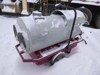 Frost Fighter Oil/Diesel Fired Heater. Unit 6104