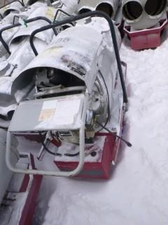 Frost Fighter Oil/Diesel Fired Heater. Unit 6105