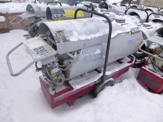 Frost Fighter Oil/Diesel Fired Heater. Unit 6101