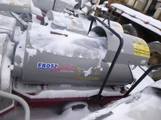 Frost Fighter Oil/Diesel Fired Heater. Unit 6151