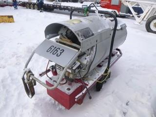 Frost Fighter Oil/Diesel Fired Heater. Unit 6163