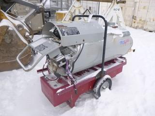 Frost Fighter Oil/Diesel Fired Heater. Unit 6115 *Note: Requires Repairs*
