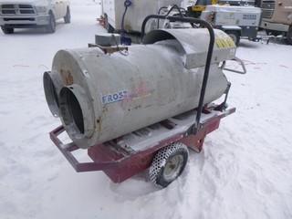 Frost Fighter Oil/Diesel Fired Heater. Unit 6099