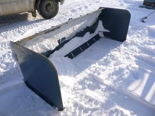 """Skid Steer Snow Pusher 86"""""""