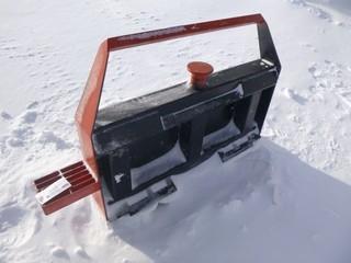 Skid Steer Tire Lifting Equipment