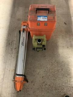 Surveyors Transit And Stand