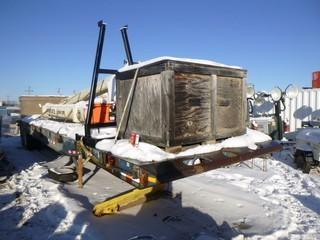 T/A 40ft Oilfield Float C/w Contents *Note: Unable To Confirm VIN Number*