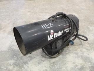 Mr Heater Contractor Propane Heater, 125,000 - 170, 00 BTU (O-S-N-F)
