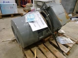 Siemens 100HP 3 Phase Motor (N-F)