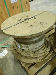 """20 Mil. High Strength Wire Rope, 1 1/8"""" x 620' (N-F)"""