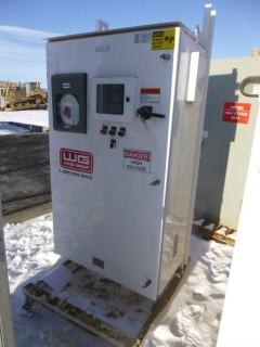 WG 480V 3-Phase 96Amp Control Panel