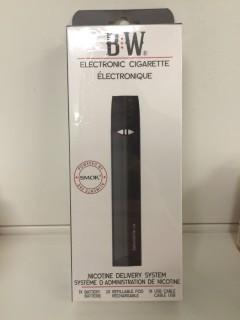 Baker White Electronic Cigarette Starter Kit.