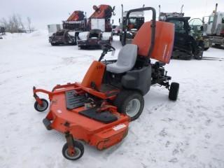 "Jacobsen Turfcat T528D Riding Lawn Mower c/w Kubota 3 Cyl Diesel, 72"" Deck (Triple Blade), Showing 4,828.4 Hours, SN 66148 1702 *Operator and Service Manual Located In Office*"