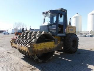 1998 Vibromax W 1103PD Padfoot Compactor