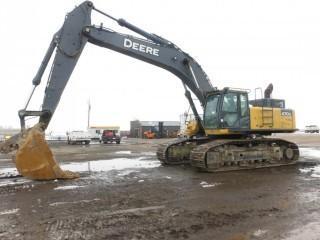 2012 Deere 470G LC Hyd. Excavator