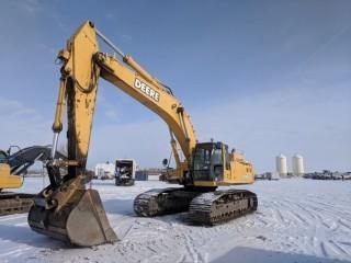 2004 Deere 450C LC Hyd. Excavator