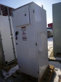 Schlumber Model ED-3000-077 480V 3-Phase Variable Speed Drive Reta Pump. SN 110204041307
