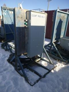 AC Series C 600V 100Amp Breaker Box