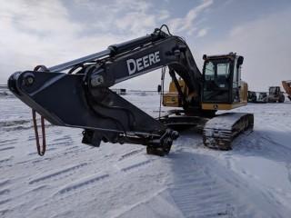 2006 Deere 240D LC Hyd. Excavator