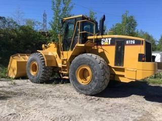 2002 Cat 972G Wheel Loader