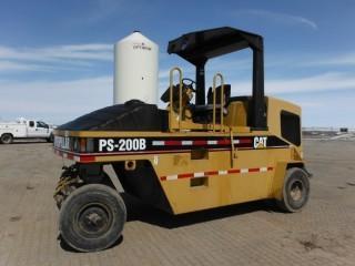 2002 Cat PS200B Pneumatic Packer