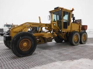 1982 Cat 140G Grader