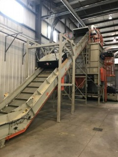 Ring-R Take Away Conveyor S/N 73372. *Dismantled in Transportable Sections & Ready for Loading at Buyers Expense*