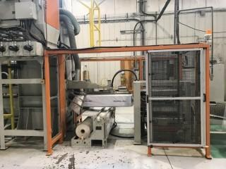 2011 Rethceif HC-2020 STD Electric Horizontal Compression Bagger with HydraulicPower Unit *Dismantled in Transportable Sections & Ready for Loading at Buyers Expense*