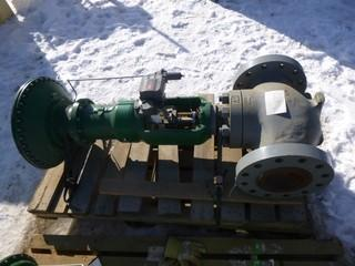 8in X 6in Type 667 Fisher Actuator
