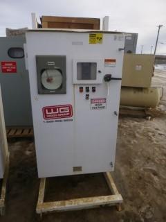 WG 480V 96Amp 3-Phase Control Panel