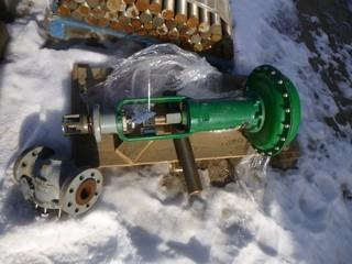 Fisher Actuator