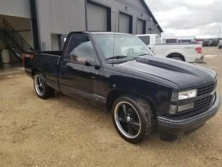 1990 Chevy 1500 Shortbox 454SS