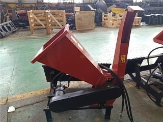 New Wood Chipper Skid Steer Attachment