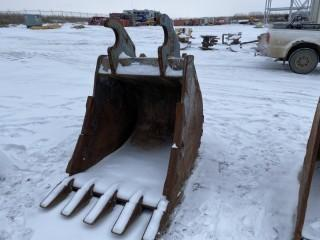 "48"" Digging Bucket, Fits WBM 300 Series"