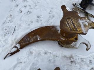 Excavator Ripper, Brandt fits WBM 250 Series