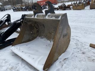 "72"" Clean Up Bucket, CWS fits WBM 300 Series"