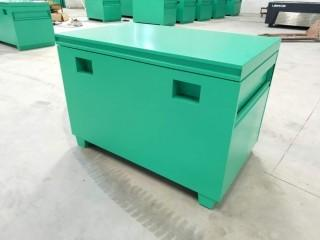"New - Unused 48"" x 30"" x 34"" Jobsite Box"