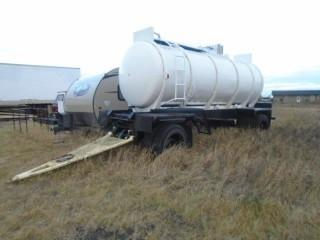 ADVANCED 2 AXLE TANK WAGON. CAPACITY OF 3400 IMPERIAL GALLONS
