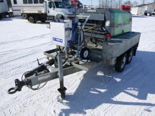 Dustless/Wet Sandblasting Unit