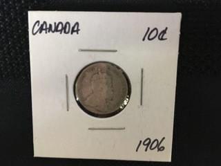 1906 Ten Cent.
