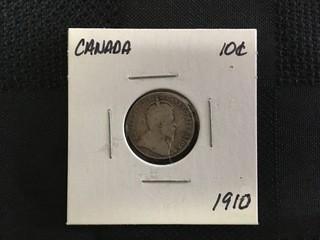 1910 Ten Cent.