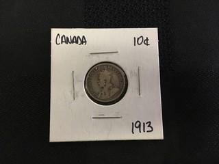 1913 Ten Cent.