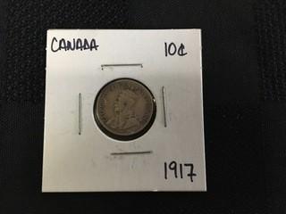 1917 Ten Cent.