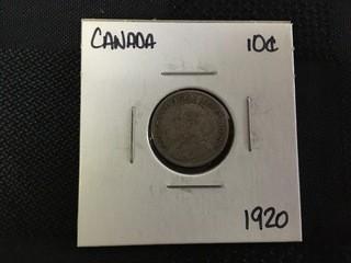 1920 Ten Cent.